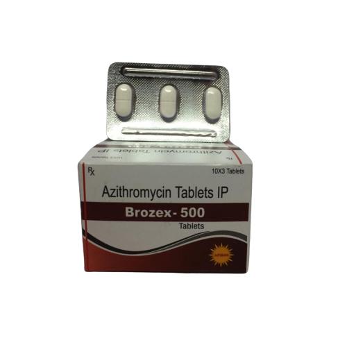 Brozex-500